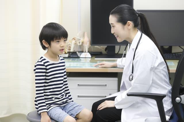 小児科の診察