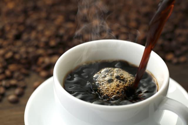 子どものカフェイン摂取