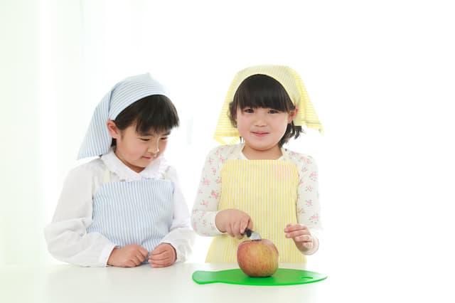 子どもの料理教室