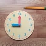 子どもに時計の読み方を教えよう。わかりやすい教え方