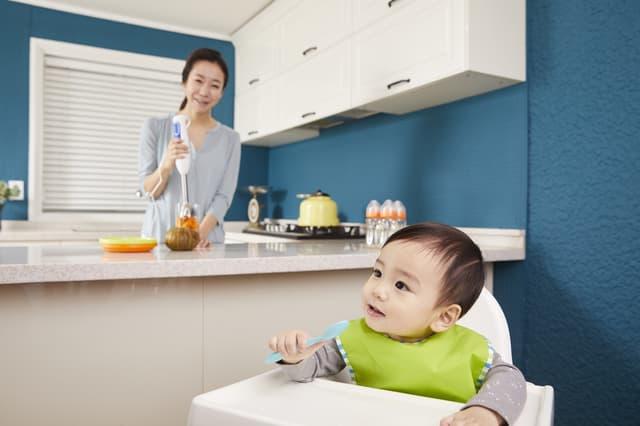 幼児食インストラクター