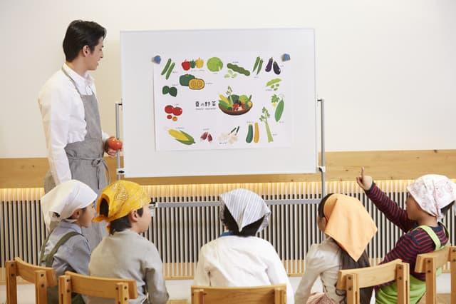 料理教室の講師