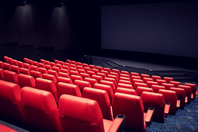映画館の座席