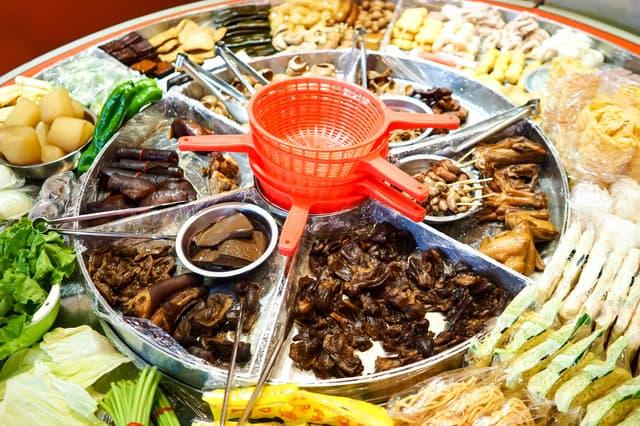 台湾の料理