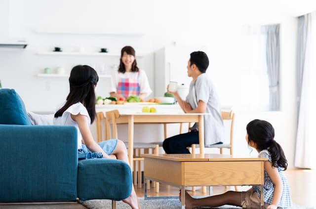 家族の会話