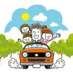 子どもとドライブ中に渋滞!退屈させないための対処法