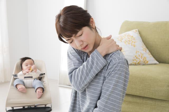 育児の疲れ