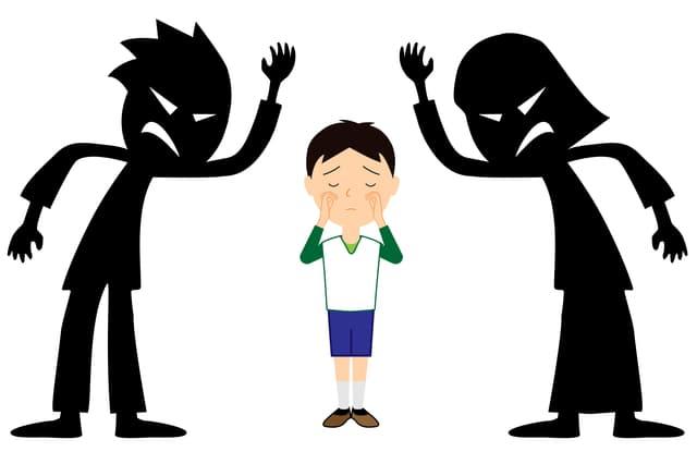虐待する親の心理