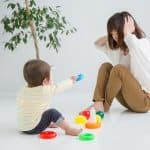 虐待をやめたいと苦しむ親。子どもを傷つける前に相談して!