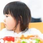 ママはイライラ!食べるのが遅い子に言ってはいけない言葉三つ