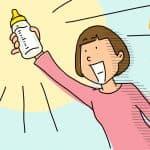 完母からミルクへ切り替えたいときにする四つのポイントとは
