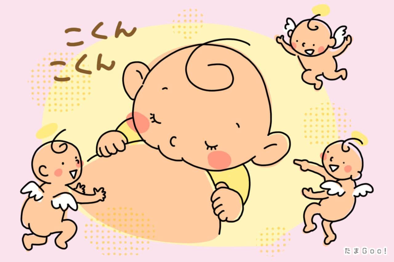 でない 赤ちゃん ゲップ