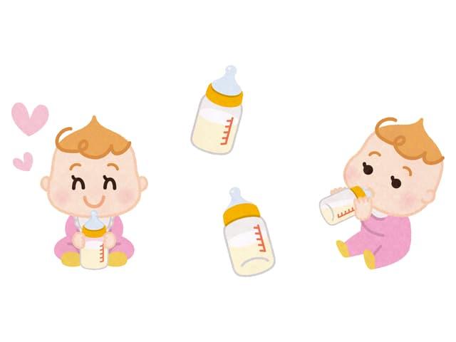 粉ミルクが好き