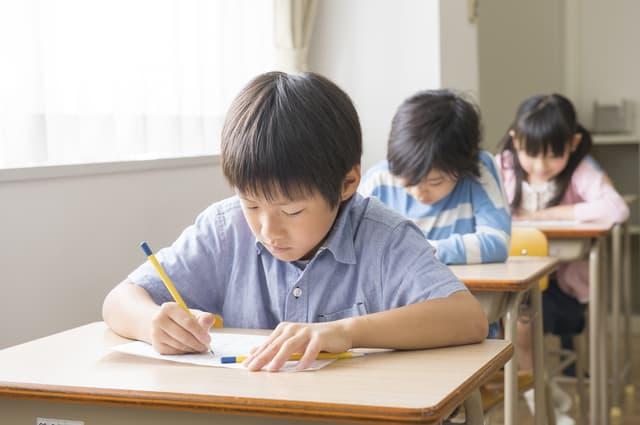 中学受験の模擬試験