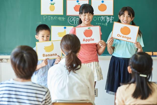 英語の教育