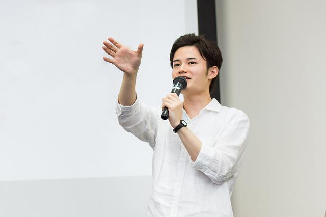 てぃ先生の講演