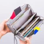【財布の整理術】パンパンの財布じゃお金は貯まらない!?