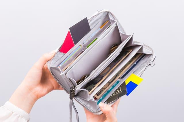 財布の整理術
