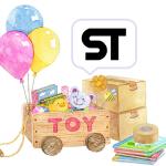 おもちゃに付いている「STマーク」って何?子どもには安全なおもちゃを