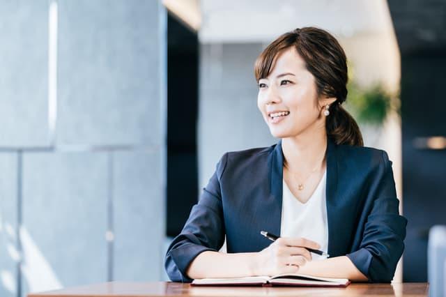 女性の社長