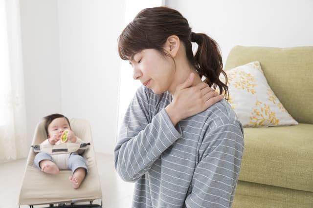 ママのストレス発散法