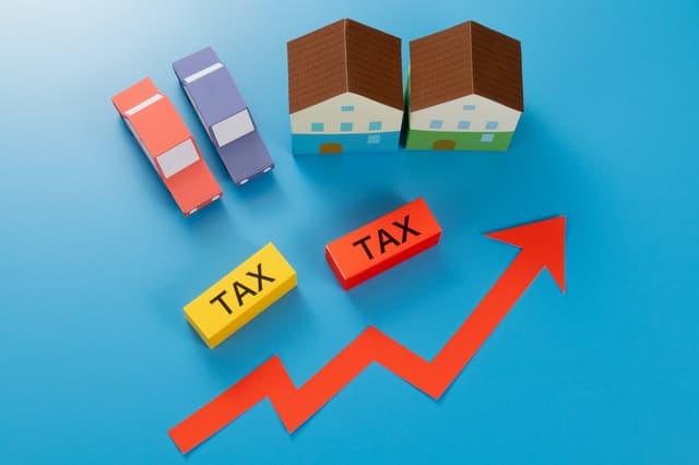 税金が引かれる