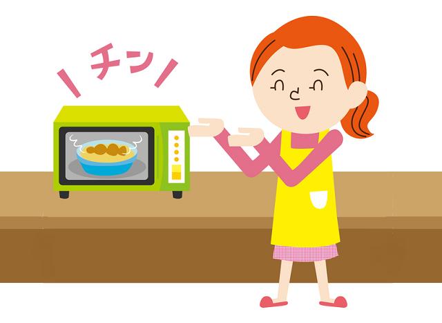 レンジ料理