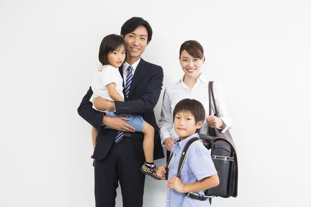 共働き家庭の受験