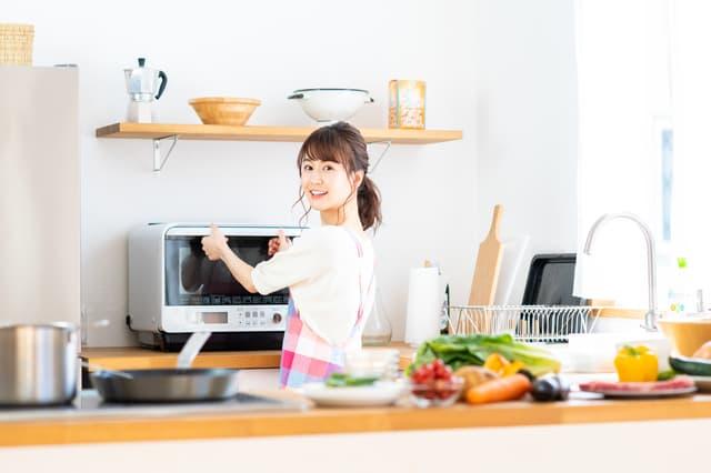 簡単な料理