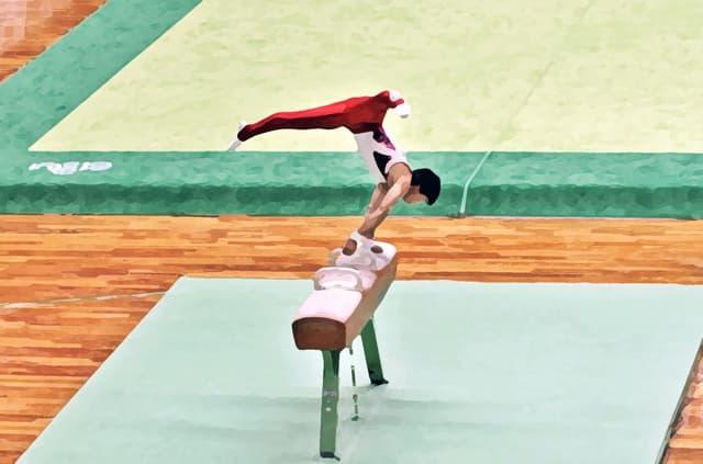 2020年の体操競技