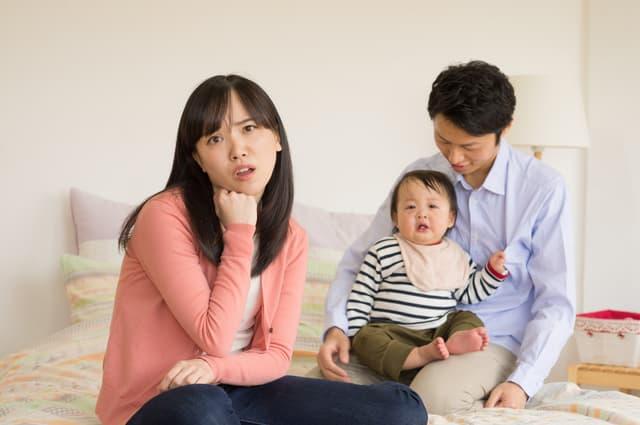 産後のガルガル期