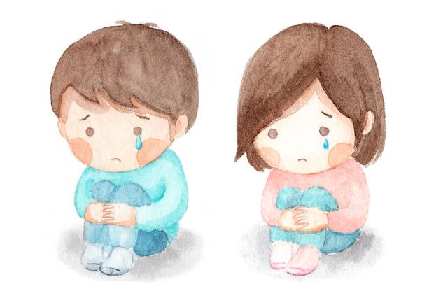 不幸な幼少期
