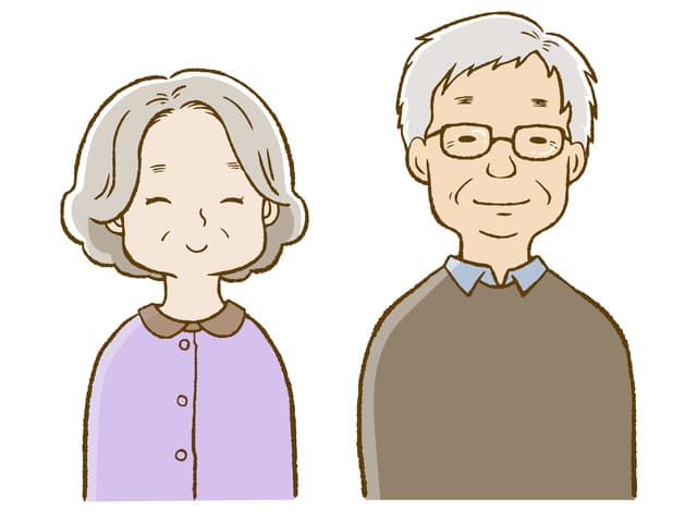 退職の年齢