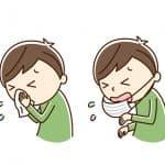 家族で気を付けたい。風邪やウイルスの感染を防ぐ、咳やくしゃみのエチケット