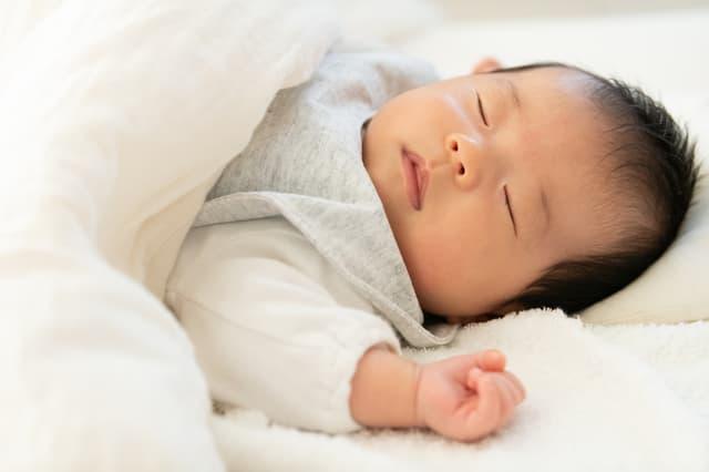 赤ちゃんのパジャマ