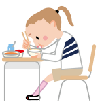 子どもの姿勢に関心はあるが対策していない親は◯%もいた!