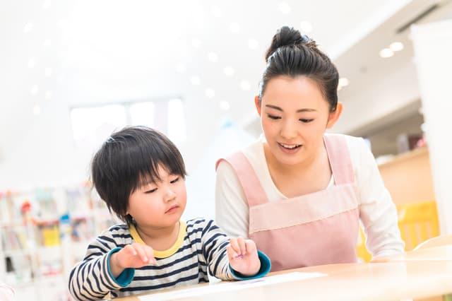 漢字を教える