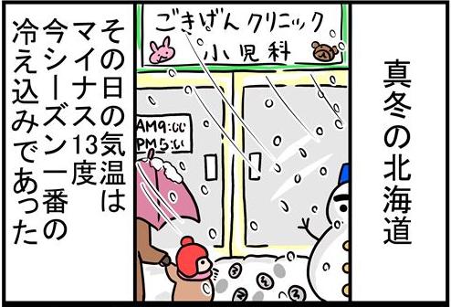 四コマ4回