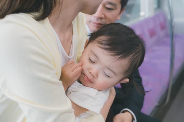 赤ちゃんを守る