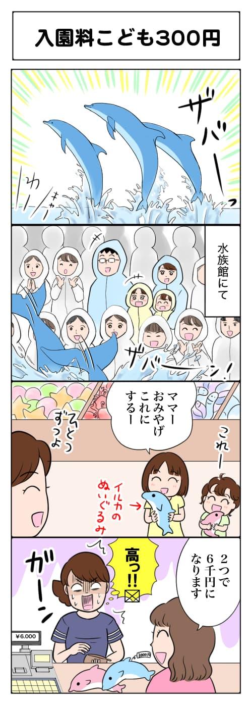 入園料子ども300円
