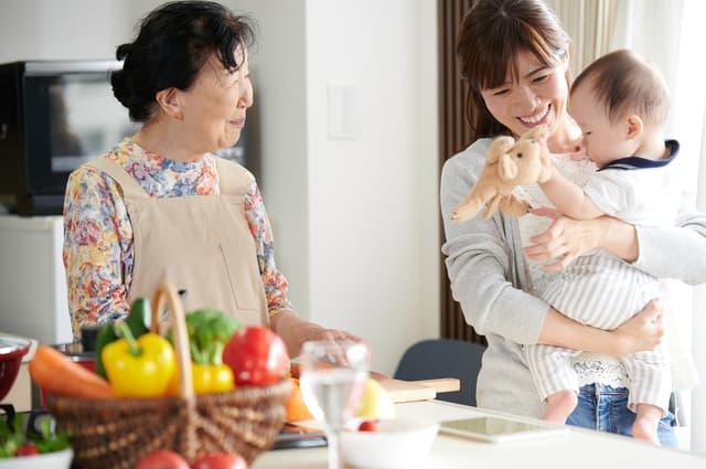 義母の料理