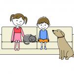 犬や猫、ペットを飼う前に子どもと話しておきたいこと