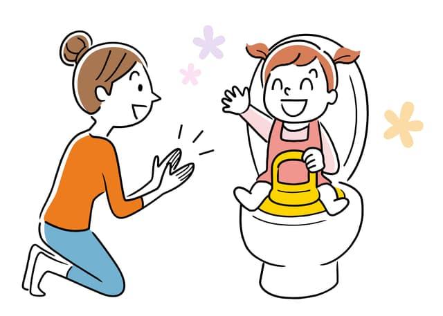 トイレの成功