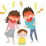 虐待の加害者で一番多いのが実の両親、その理由は?
