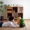 子どもの社会性を育む、家族用ロボット「LOVOT(らぼっと)」とは