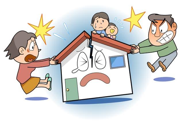 離婚の財産分与