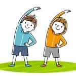 子どもの運動能力を構成するコーディネーション能力7つとは