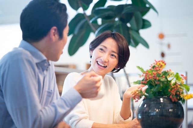 夫婦のコミュニケーション